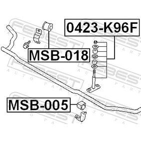 Silent block barra stabilizzatrice MSB-018 FEBEST