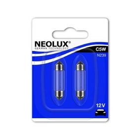 Светлини на регистрационния номер N239-02B NEOLUX®