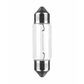 Number plate light bulb N239-02B NEOLUX®