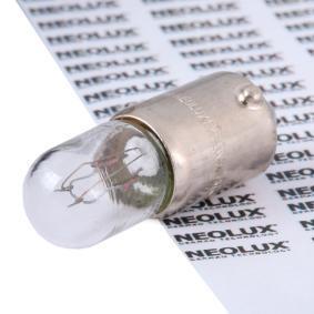 Крушка с нагреваема жичка, мигачи (N249) от NEOLUX® купете