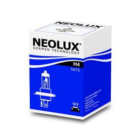 Fog light bulb (N472) producer NEOLUX® for FIAT PANDA (169) year of manufacture 09/2003, 60 HP Online Shop