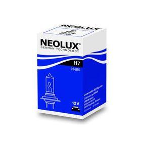 NEOLUX® FIAT PUNTO Spotlight bulb (N499)