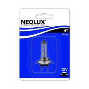 N499-01B Крушка с нагреваема жичка, фар за дълги светлини от NEOLUX® качествени части