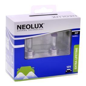 N499LL-SCB Glühlampe, Fernscheinwerfer von NEOLUX® Qualitäts Ersatzteile