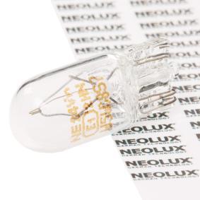 Крушка с нагреваема жичка, мигачи (N507) от NEOLUX® купете