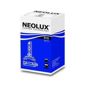 Крушка с нагреваема жичка, фар за дълги светлини NX1S онлайн магазин
