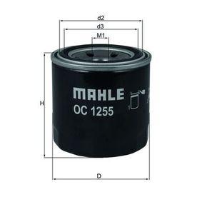 MAHLE ORIGINAL KIA CARENS Cristal de espejo retrovisor (OC 1255)