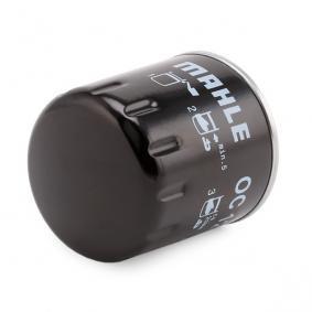 MAHLE ORIGINAL Filtro de aceite motor (OC 1291)