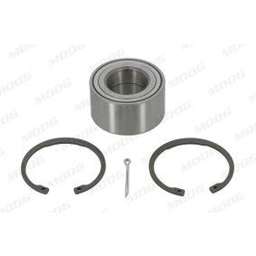 Radlagersatz MOOG Art.No - OP-WB-11101 OEM: 90425658 für VW, OPEL, CHEVROLET, SAAB, VAUXHALL kaufen