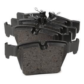 BREMBO Bremsbelagsatz, Scheibenbremse (P 50 133) niedriger Preis