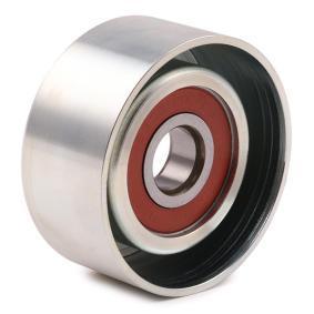 DENCKERMANN Tensioner pulley v-ribbed belt (P252001)