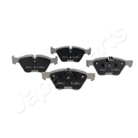 34116777772 für BMW, ALPINA, Bremsbelagsatz, Scheibenbremse JAPANPARTS (PA-0048AF) Online-Shop