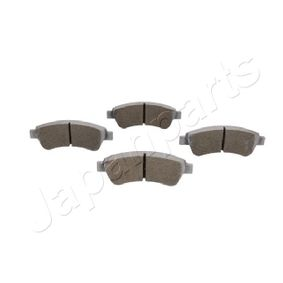JAPANPARTS Brake Pad Set, disc brake E172124 for PEUGEOT, CITROЁN, DS, PIAGGIO, TVR acquire