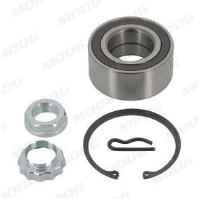 Radlagersatz MOOG Art.No - PE-WB-11370 OEM: 1606623580 für PEUGEOT, CITROЁN, DS kaufen