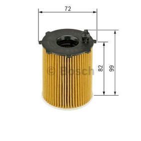 BOSCH Oil filter (1 457 429 238)