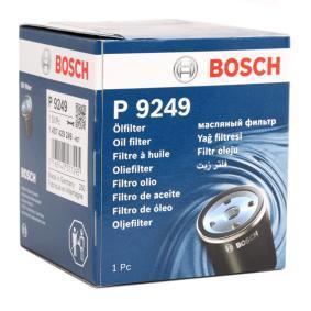 Sistema de ventilación del cárter (1 457 429 249) fabricante BOSCH para PEUGEOT 407 (6D_) año de fabricación 05/2006, 170 CV Tienda online