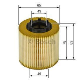 Filtro Olio Art. No: 1 457 429 256 fabbricante BOSCH per FIAT GRANDE PUNTO conveniente