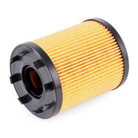 Filtro Olio (1 457 429 256) fabbricante BOSCH per FIAT GRANDE PUNTO 1.3 D Multijet 75 CV anno di costruzione 10.2005 vantaggioso