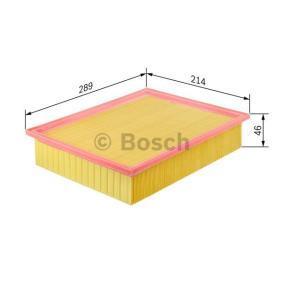 13363973 für VOLVO, Luftfilter BOSCH (1 457 429 987) Online-Shop
