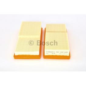 BOSCH Luftfilter 05098424AA für CHRYSLER bestellen