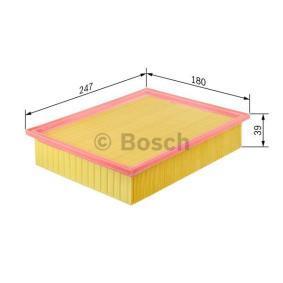 Luftfilter BOSCH Art.No - 1 457 433 253 OEM: 71736139 für FIAT, ALFA ROMEO, LANCIA kaufen