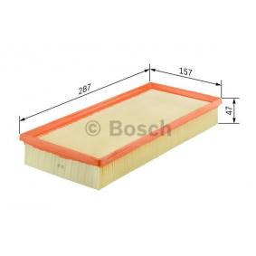 BOSCH Luftfilter 1050705 für FORD bestellen