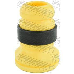 FEBEST Topes de suspensión & guardapolvo amortiguador PGD-407F