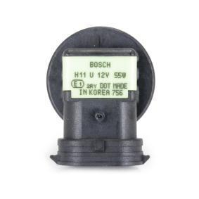 BOSCH Bulb, fog light (1 987 302 084) at low price
