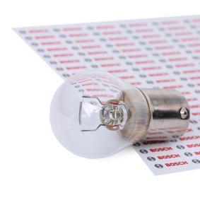 1 987 302 201 Glühlampe, Blinkleuchte von BOSCH Qualitäts Ersatzteile