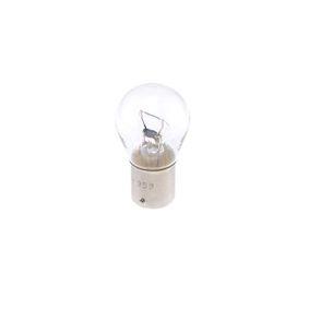 25 Хечбек (RF) BOSCH Крушка за светлини за движение назад 1 987 302 280