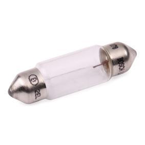 Крушка с нагреваема жичка, светлини на рег. номер 1 987 302 281 онлайн магазин