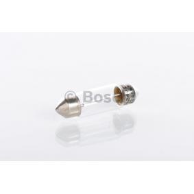 MICRA II (K11) BOSCH Φωτισμός πορτμπαγκάζ / χώρος αποσκευών 1 987 302 507