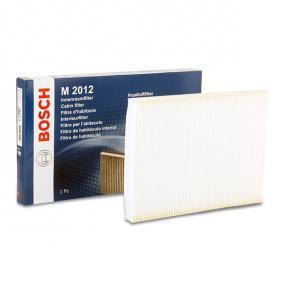 BOSCH Innenraumfilter 1 987 432 012 für VW PASSAT 1.9 TDI 130 PS kaufen