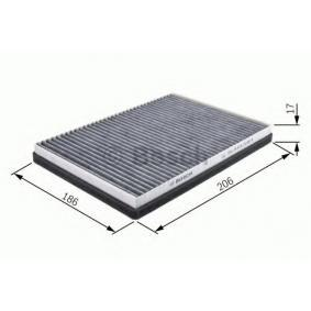 BOSCH Air conditioner filter (1 987 432 084)