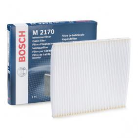 Filter, Innenraumluft BOSCH Art.No - 1 987 432 170 OEM: 971332E210 für HYUNDAI, KIA kaufen