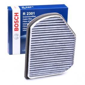 Filter, Innenraumluft BOSCH Art.No - 1 987 432 301 OEM: B66809901 für MERCEDES-BENZ, CHRYSLER kaufen