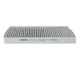 8L0091800 für VW, AUDI, SKODA, SEAT, HONDA, Filter, Innenraumluft BOSCH (1 987 432 312) Online-Shop