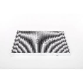 BOSCH Filter, Innenraumluft 512024302 für FIAT, ALFA ROMEO, LANCIA bestellen