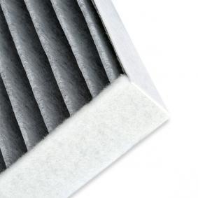 BOSCH BMW 5er Innenraumfilter (1 987 432 361)