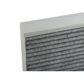 BOSCH Filter, Innenraumluft 8K0819439A für VW, AUDI, SKODA, SEAT, PORSCHE bestellen