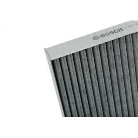 BOSCH Filter, Innenraumluft 8E0819439C für VW, AUDI, SKODA, SEAT, HONDA bestellen