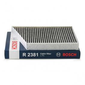 BOSCH Filter, Innenraumluft A2118300018 für MERCEDES-BENZ, SMART, MAYBACH bestellen
