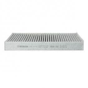 AUDI Q7 (4L) BOSCH Innenraumfilter 1 987 432 431 bestellen