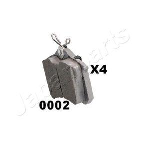 1H0698451H für VW, AUDI, PEUGEOT, SKODA, SEAT, Bremsbelagsatz, Scheibenbremse JAPANPARTS (PP-0002AF) Online-Shop