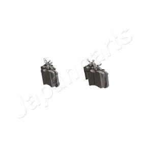 3B0698451 für VW, AUDI, SKODA, SEAT, HONDA, Bremsbelagsatz, Scheibenbremse JAPANPARTS (PP-0018AF) Online-Shop