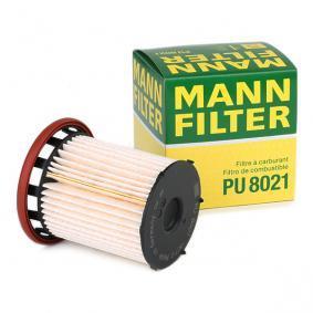 Golf Sportsvan (AM1, AN1) MANN-FILTER Dieselfilter PU 8021