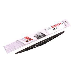 BOSCH Wischblatt beifahrerseitig, fahrerseitig, hinten, vorne, ECO, 400mm, 600mm 3 397 004 667 in Original Qualität
