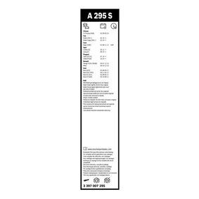 3 397 007 295 BOSCH Hydraulikstößel - RENAULT TWINGO 03.2007