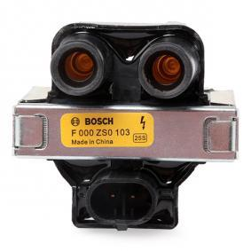 BOSCH FIAT PANDA Ignition coil (F 000 ZS0 103)