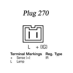 DELCO REMY Generator (RAA15851) niedriger Preis